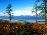 Озеро Няша