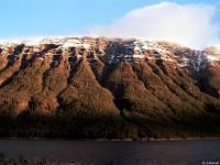 Относительные высоты на плато часто превышают 1000 м.